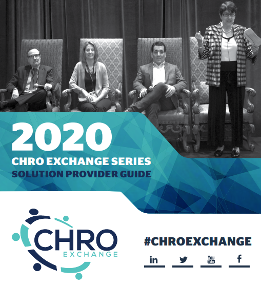2020 CHRO Exchange Series Solution Provider Guide