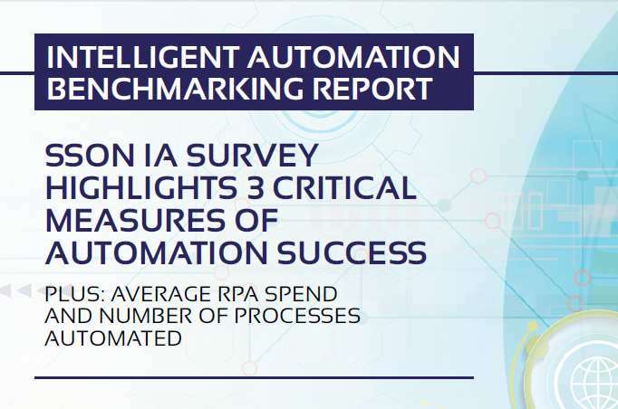 Intelligent Automation Benchmarking Report 2019