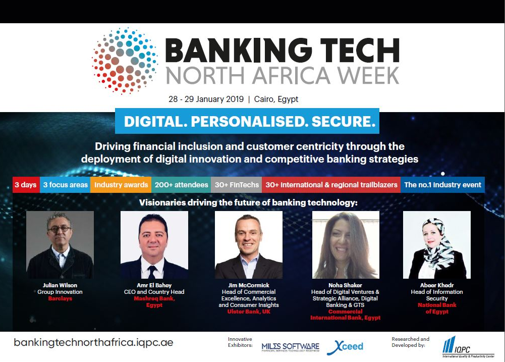 Banking Tech North Africa - Brochure
