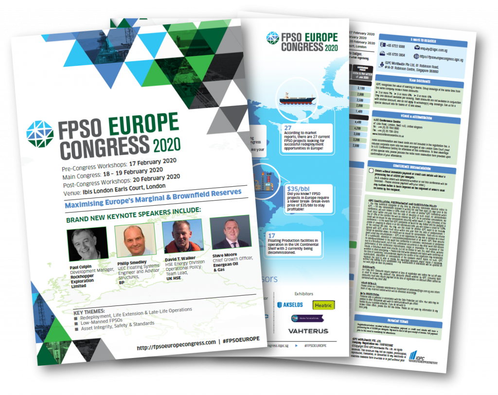 View Your Event Guide - FPSO Europe Congress 2020