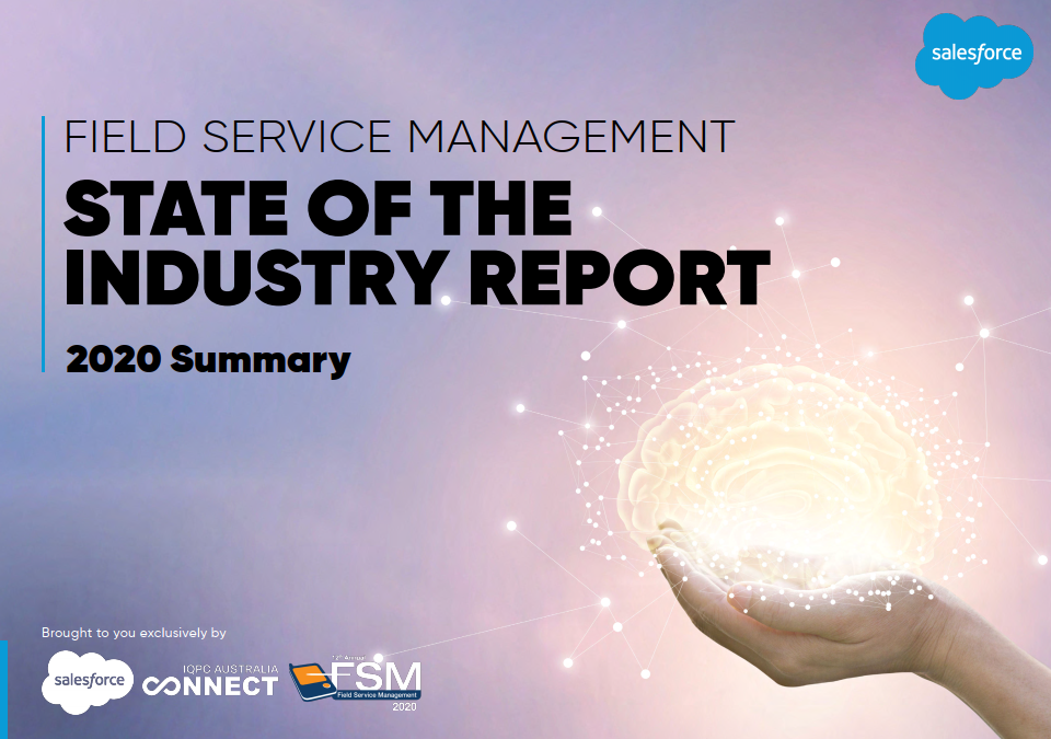 Field Service Management: State of the industry report
