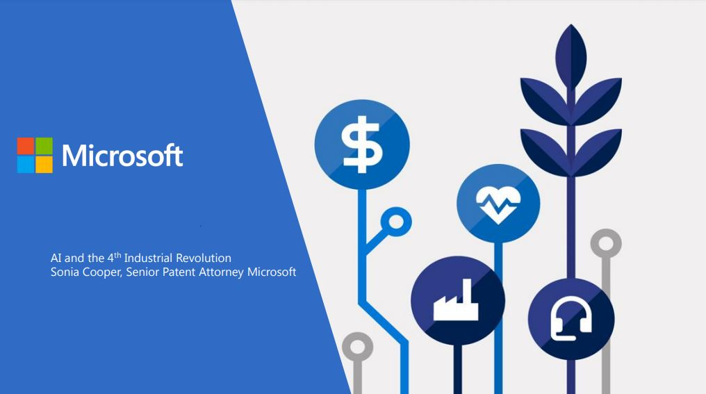 Insights from Microsoft: 4th industrial revolution: How the rise of AI will amplify its impact
