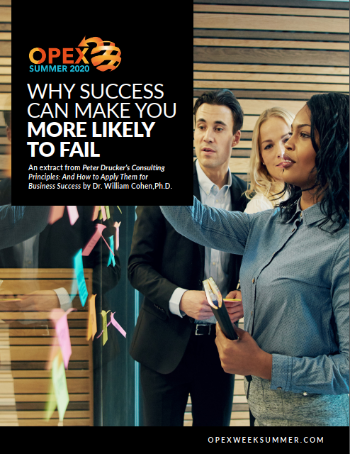 OPEX Summer | Why Success Can Make You More Likely to Fail