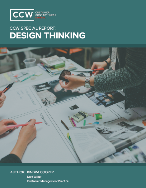 CCW Digital Special Report - Design Thinking