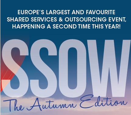 Shared Services and Outsourcing Week, Europe 2018 - The Autumn Edition