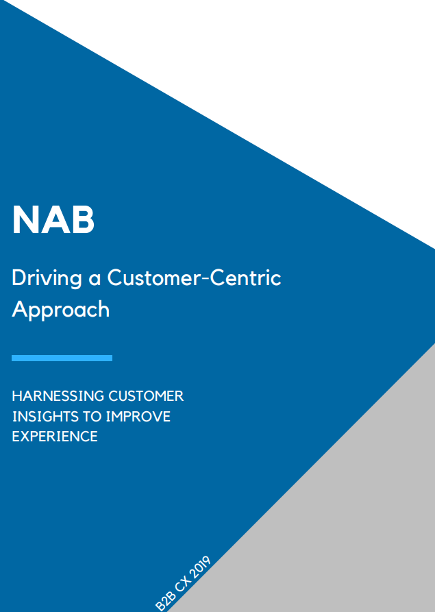 Driving a Customer-Centric Approach: Harnessing Customer Insights to Improve Experience