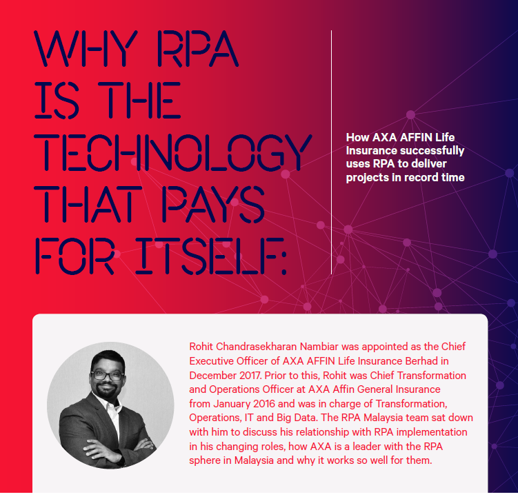 Why RPA Technology Pays For Itself