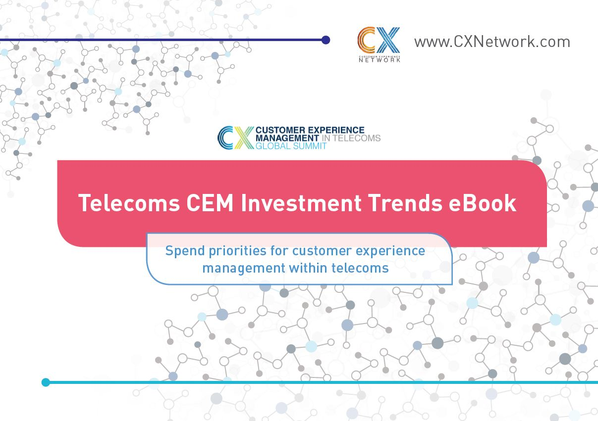 Telecoms CEM Investment Trends eBook