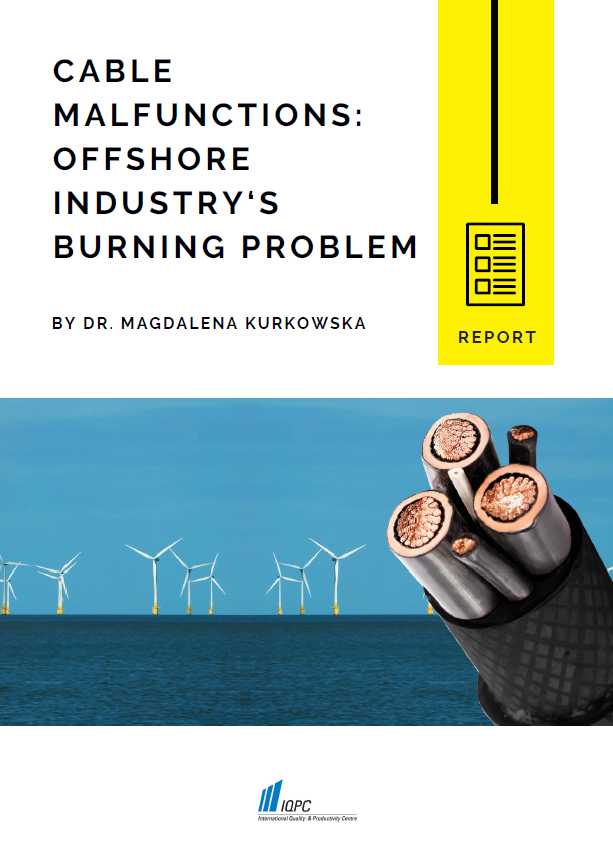Report on Cable Malfunctions: Offshore Industry's Burning Problems