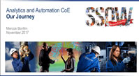 Analytics and Automation CoE: Our Journey