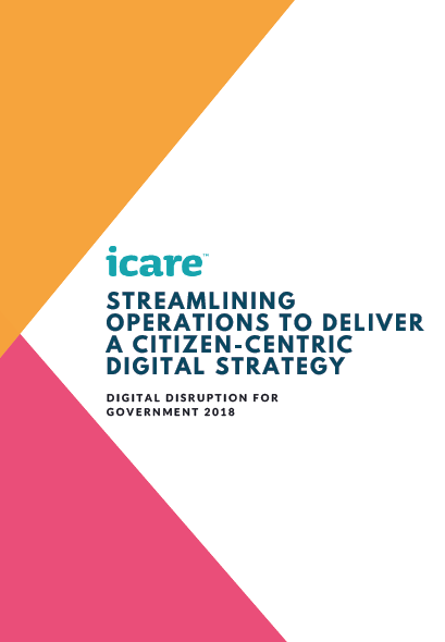 Streamlining Operations to Deliver a Citizen-Centric Digital Strategy