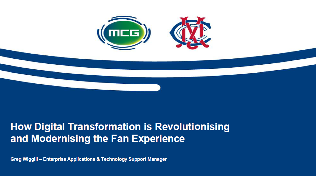 How Digital Transformation is Revolutionizing and Modernizing the Fan Experience