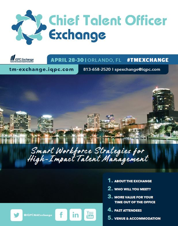 Download the CTO April 2019 Agenda