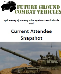Future Ground Combat Vehicles Current Attendee List