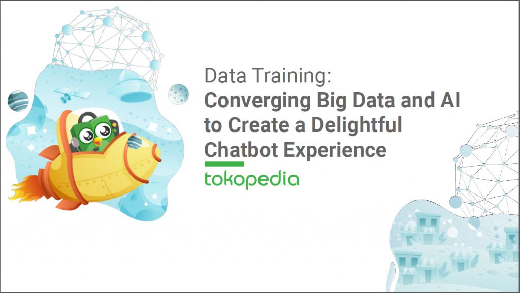 Read the Past Presentation - Data Training: Converging Big Data and AI to Create a Delightful Chatbot Experience