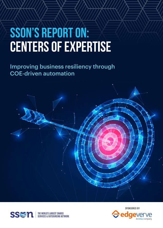 SSON's Report On: Center of Expertise