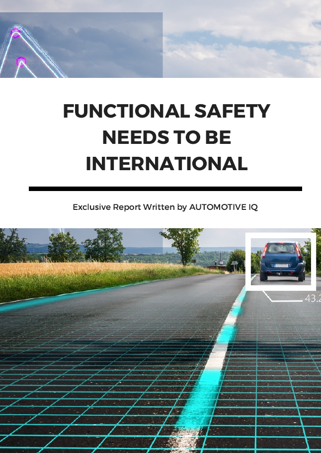 Report on Functional Vehicular Safety Reaching World Status