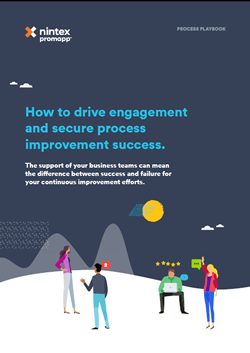 How To Drive Engagement And Secure Process Improvement Success