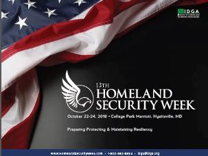 Homeland Security Week 2018 Event Guide