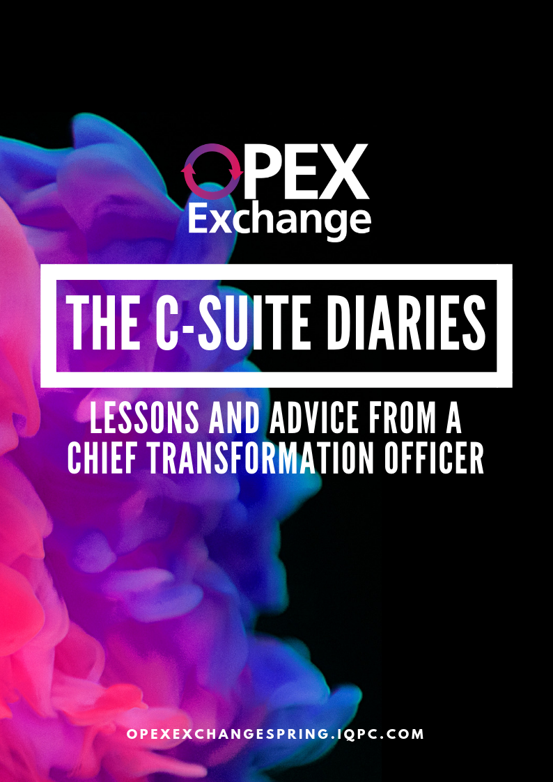 The C-Suite Diaries