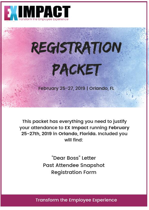 Registration Packet