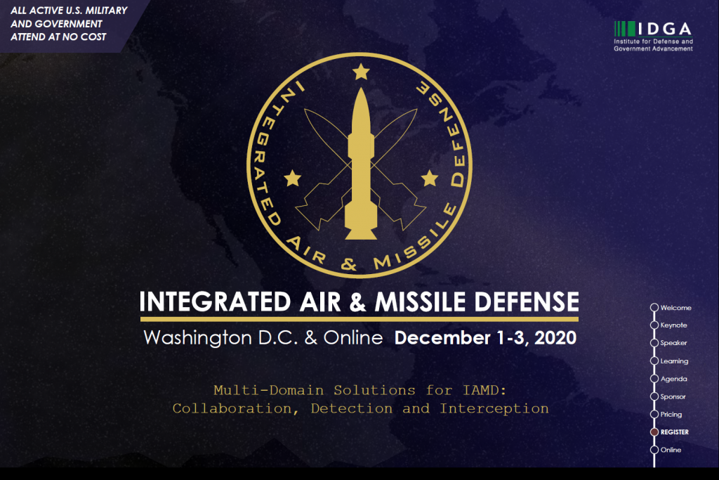 Integrated Air & Missile Defense Event Guide