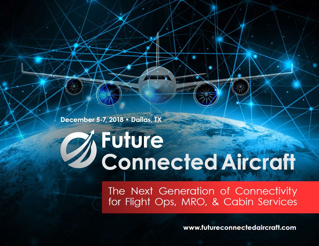 Future Connected Aircraft - Your Event Guide