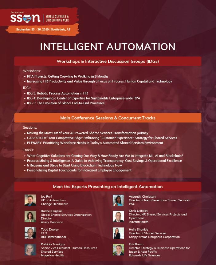 Intelligent Automation Spotlight