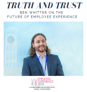 The Future of Employee Experience by Ben Whitter