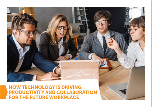 Read the Interview - How Technology is Driving Productivity and Collaboration for the Future Workplace