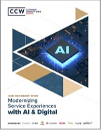 Market Study: Modernizing Service Experiences With AI & Digital