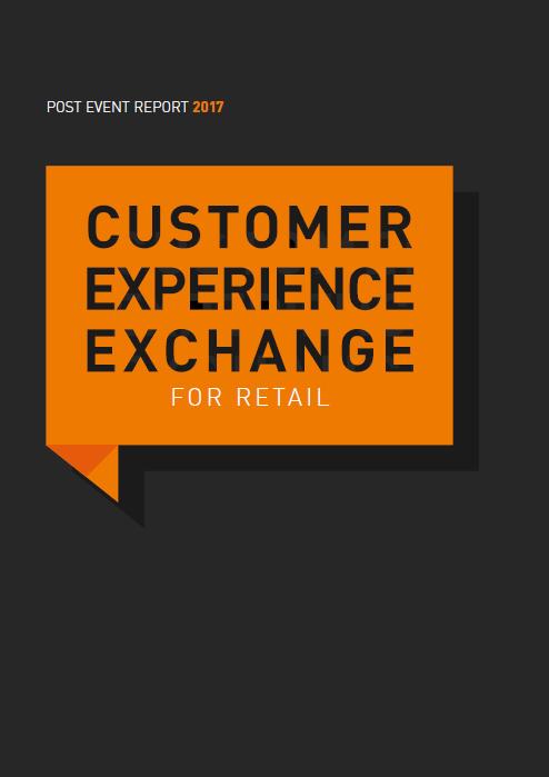 CX Retail Full Post Event Report 2017