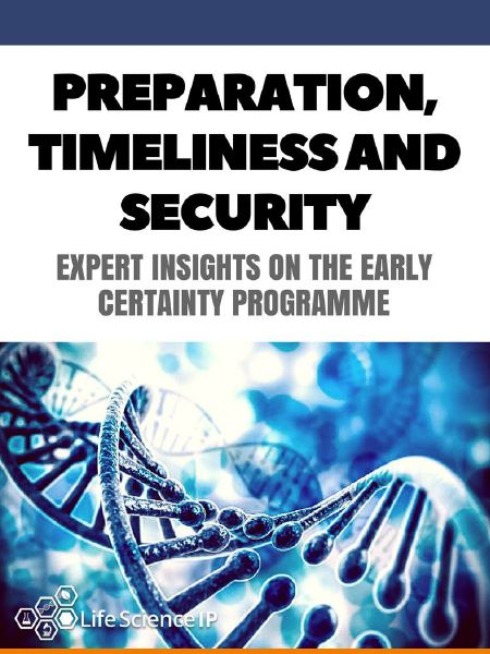Preparation, Timeliness and Security: Expert Insights on the Early Certainty Programme