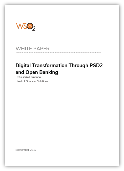 Digital Transformation Through PSD2 and Open Banking