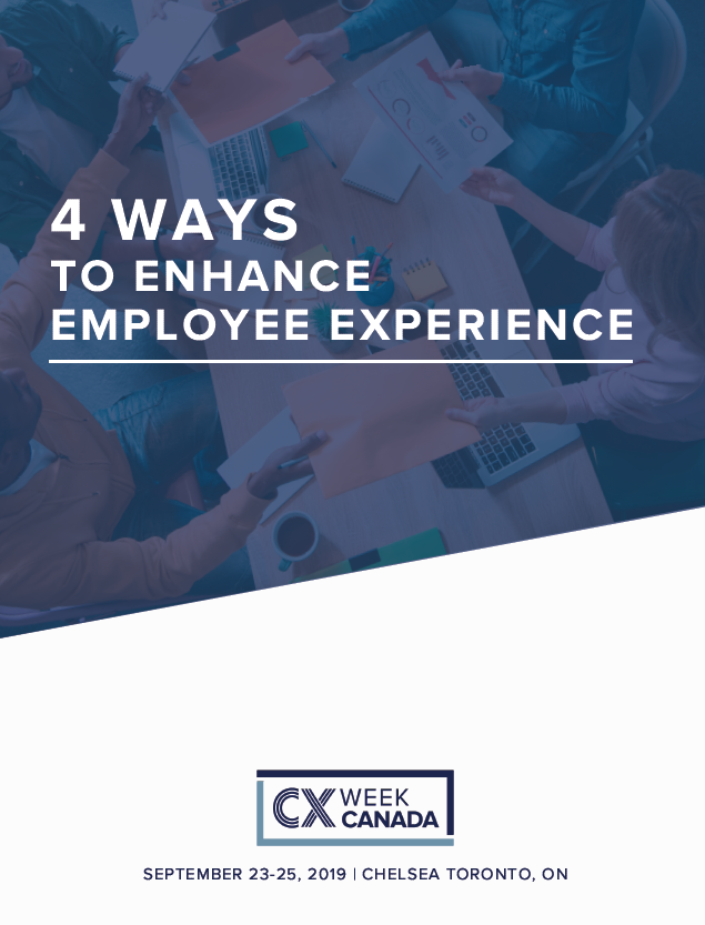 4 Ways to Enhance Employee Experience