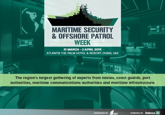 Sponsorship Prospectus: Maritime Security & Offshore Patrol Week