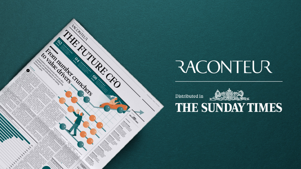The Future CFO | Raconteur Special Report | Distributed in The Sunday Times