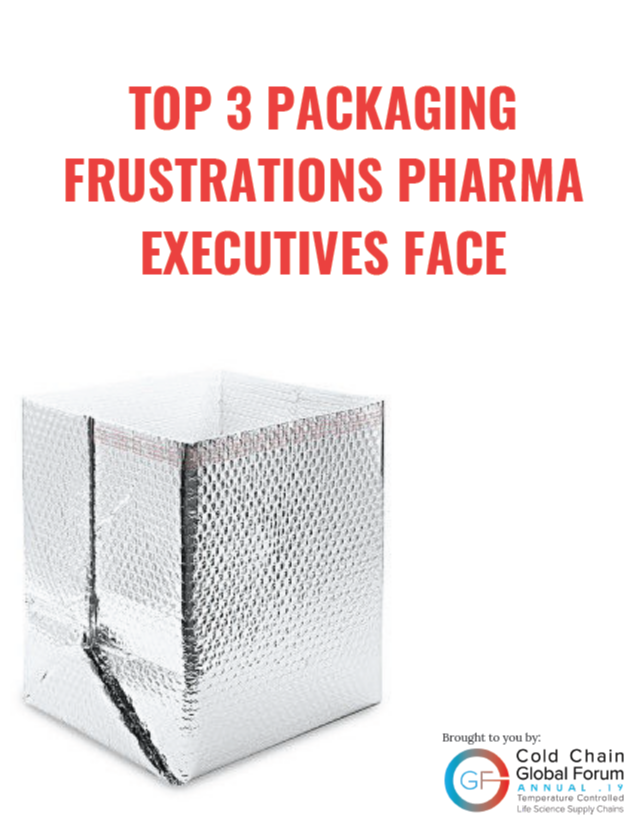 Top 3 Packaging Frustrations Pharma Executives Face