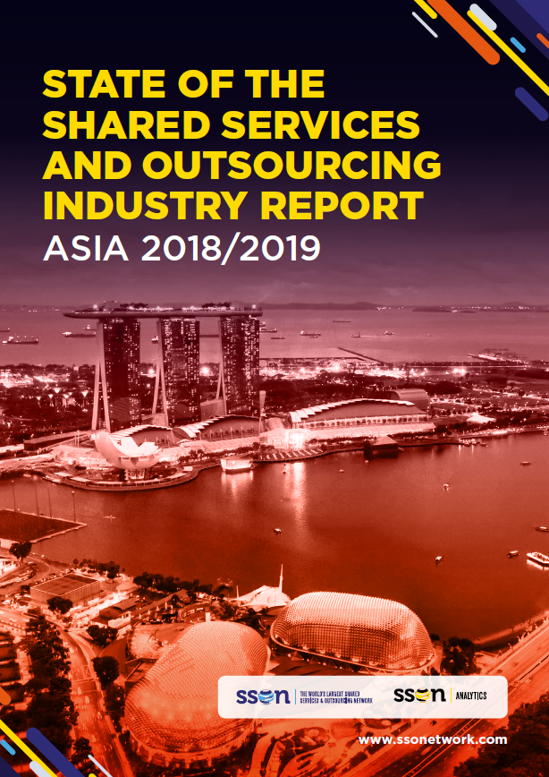 Asia 2018 | State of the Shared Services and Outsourcing Industry Report