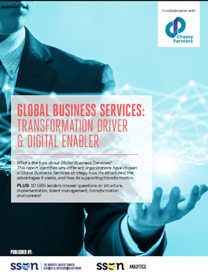Global Business Services: Transformation Driver & Digital Enabler