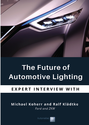 Interview with Ford & ZKW about the Future of Automotive Lighting