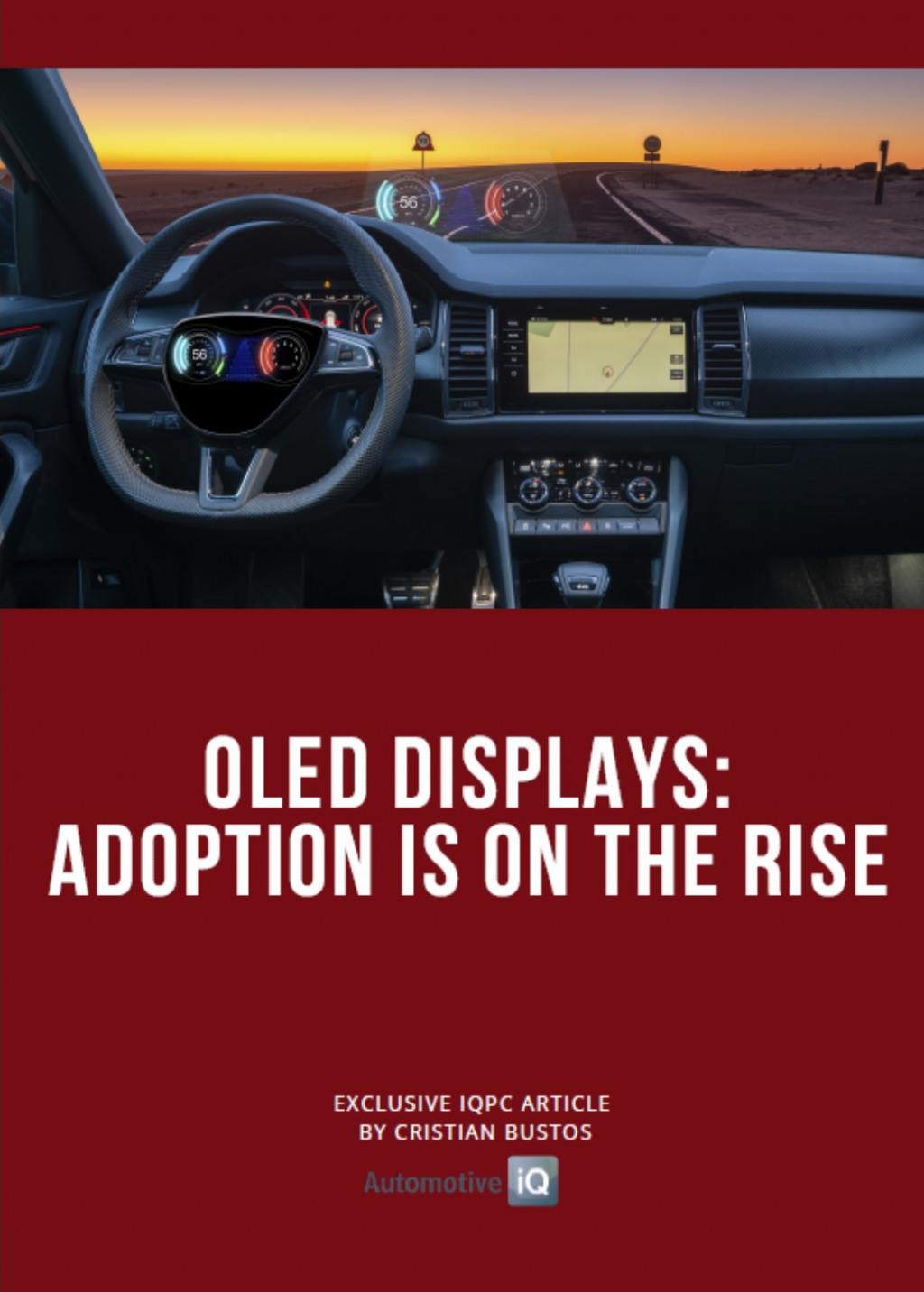Report on OLED Displays: Adoption is on the Rise