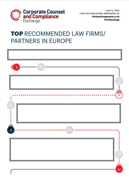 Top Recommended Law Firms/Partners and Technology Solution Providers in Europe