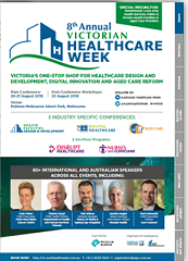 Digital Healthcare Summit (held at 8th Annual Victorian Healthcare Week)