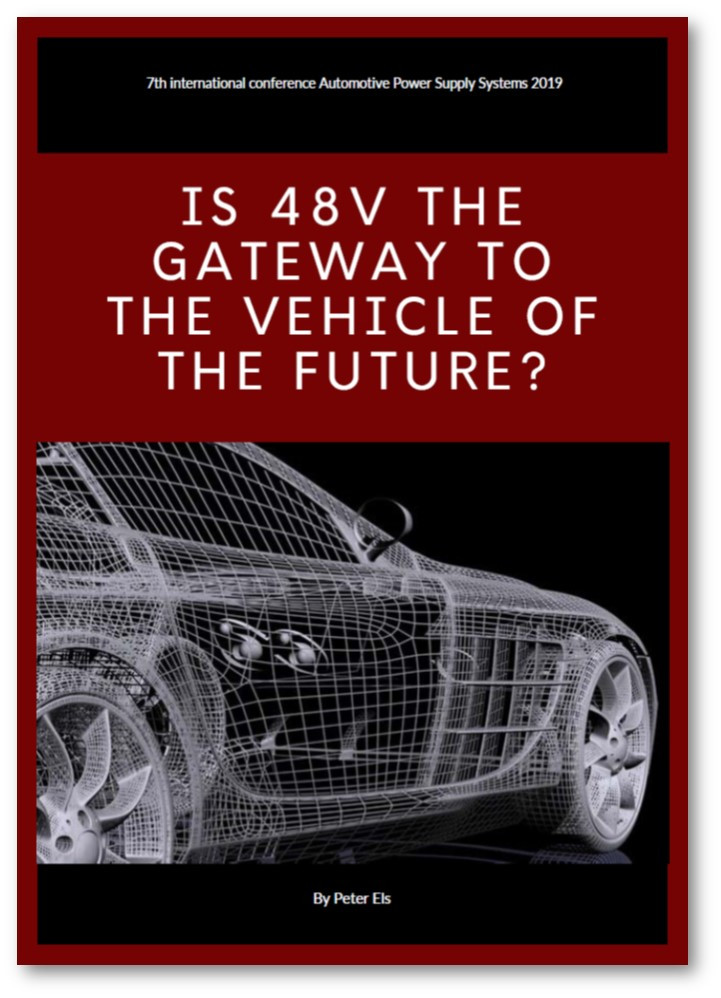 Report on 48V - The Gateway to the Vehicle of the Future