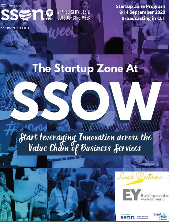 SSOW Europe 2020 Start-up Zone