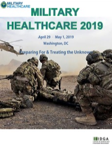 Download the 2019 Military Healthcare Preliminary Agenda
