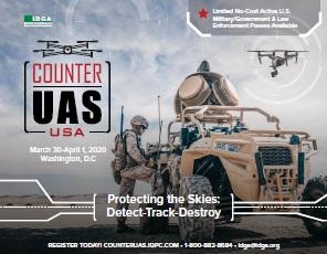 Counter UAS Winter - Agenda