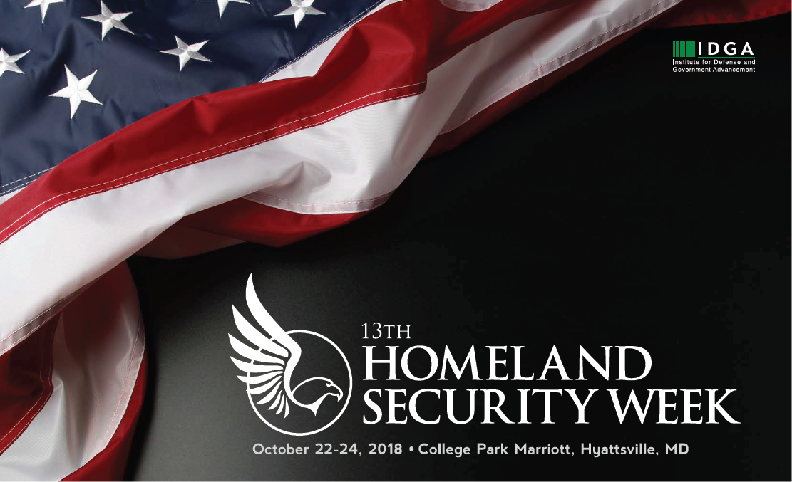 Homeland Security Week 2018