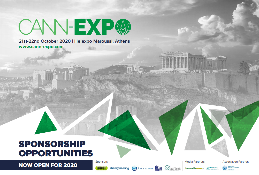 Cann-Expo Sponsorship and Exhibition Brochure